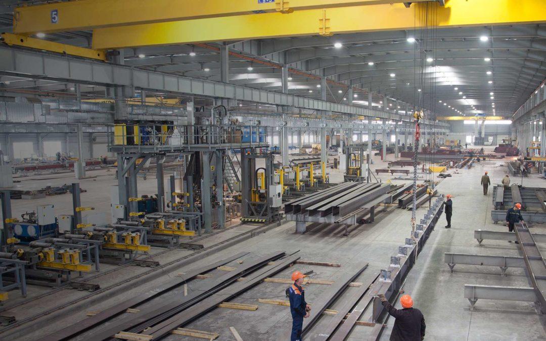 Мастер цеха по производству металлоконструкций