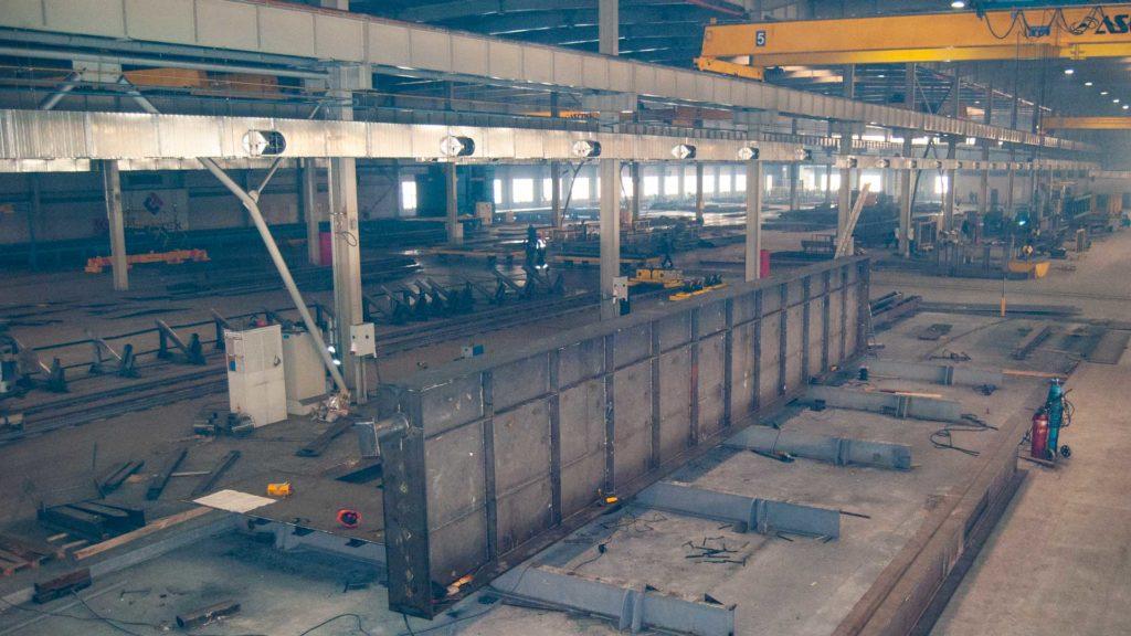Работа завод «СТАЛТЕХ» в январе 2019