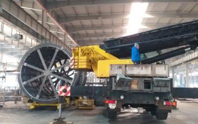 Продукция завода выполненная в марте 2019 года