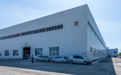 Завод «СТАЛТЕХ» в августе 2019 года